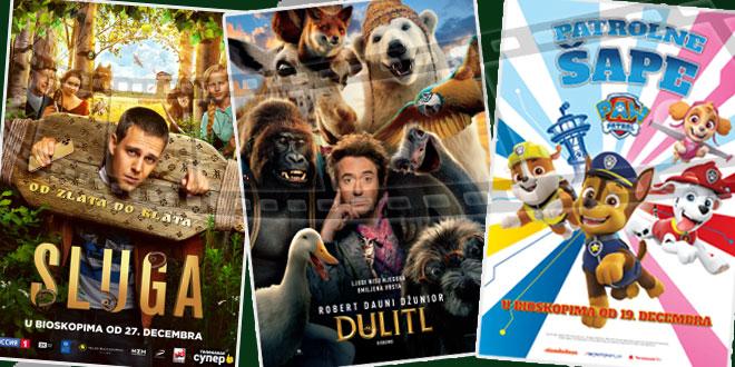Najnovija filmska ostvarenja stižu u Zaječar