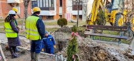 Zbog pucanja vrelovodne cevi pojedine zgrade u Zaječaru ostale bez grejanja