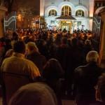 Zaječar: Molitva za spasenje svetinja u Crnoj Gori (FOTO)