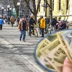 Počela isplata redovne novčane naknade nezaposlenim licima