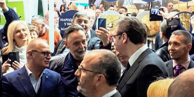 Photo of EU ULAŽE PREKO TRI MILONA EVRA U FELIKS ROMULIANU – Vučić: Istok Srbije je biser Srbije