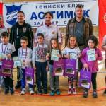 Uspešan početak zimske sezone za mlade zaječarske tenisere