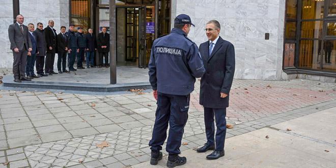 Nebojša Stefanović otvorio novu zgradu policijske stanice u Negotinu
