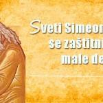 Danas su sveti Simeon i Ana: Roditelji evo šta OBAVEZNO TREBA da uradite!