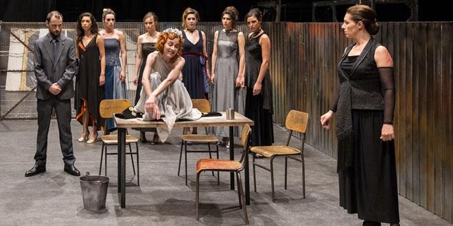 """Photo of Predstava """"Žene iz Troje"""" izvedena pred niškom publikom"""