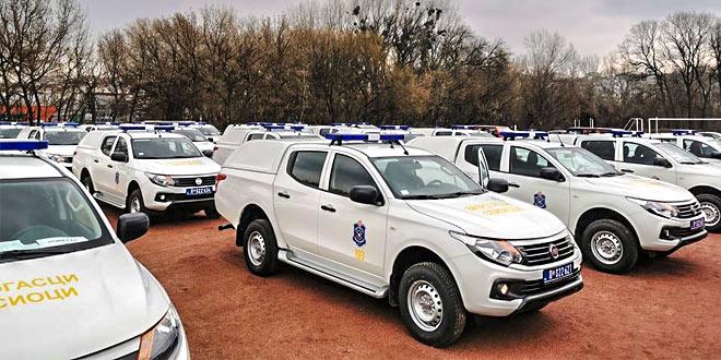 Sektor za vanredne situacije još jači – Jedno vozilo i za vatrogasce-spasioce u Zaječaru