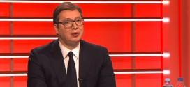 Vučić: Razmišljamo o pomoći od 100 evra svim punoletnim građanima