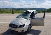 Photo of Saobraćajka kod Nikoličeva – Povređen vozač