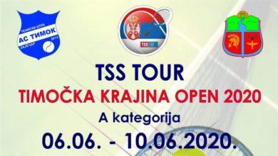 Photo of Tenis: Zaječar domaćin turnira A kategorije za takmičare do 16 godina
