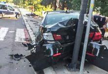 Photo of BOR: BMW-om oborio nekoliko bandera i završio sa slomljenim laktom