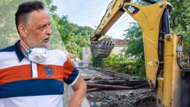 Photo of ISPUNJAVA SE OBEĆANJE: U Vratarnici počela izgradnja novog mosta na Šaškoj reci