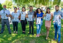 Photo of LEPO JE BITI HUMAN – volonterima Društva Roma uručene zahvalnice