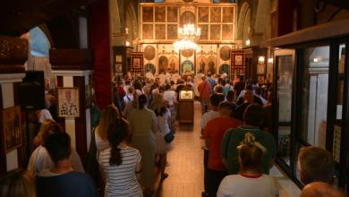 Photo of Zaječarci se poklonili i celivali mošti Svetih Kozme i Damjana