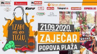 Photo of IZAĐI MI NA TEGLU karavan stiže u Zaječar i donosi miris pečene paprike i ajvara