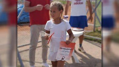Photo of Mini tenis: ŠAMPIONSKI PEHAR MALOJ NAĐI CVETKOVIĆ